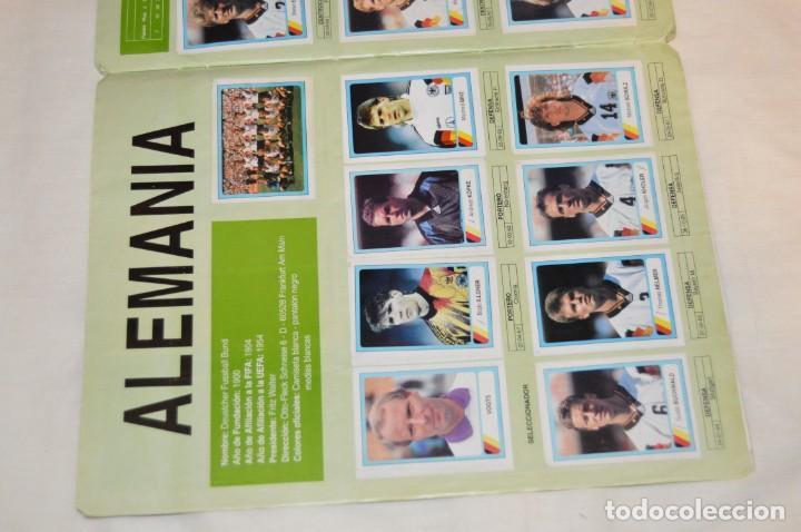 Álbum de fútbol completo: Álbum / CAMPEONATO MUNDIAL DE FÚTBOL USA 94 - Ediciones ESTADIO - COMPLETO ¡Mira, todo fotografiado! - Foto 29 - 168922414