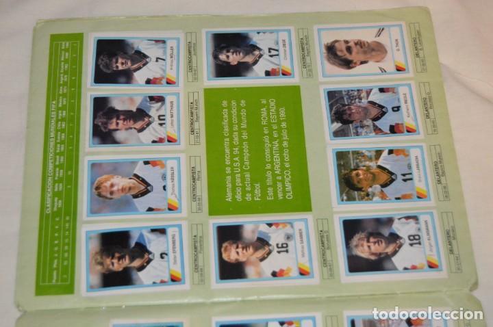 Álbum de fútbol completo: Álbum / CAMPEONATO MUNDIAL DE FÚTBOL USA 94 - Ediciones ESTADIO - COMPLETO ¡Mira, todo fotografiado! - Foto 30 - 168922414
