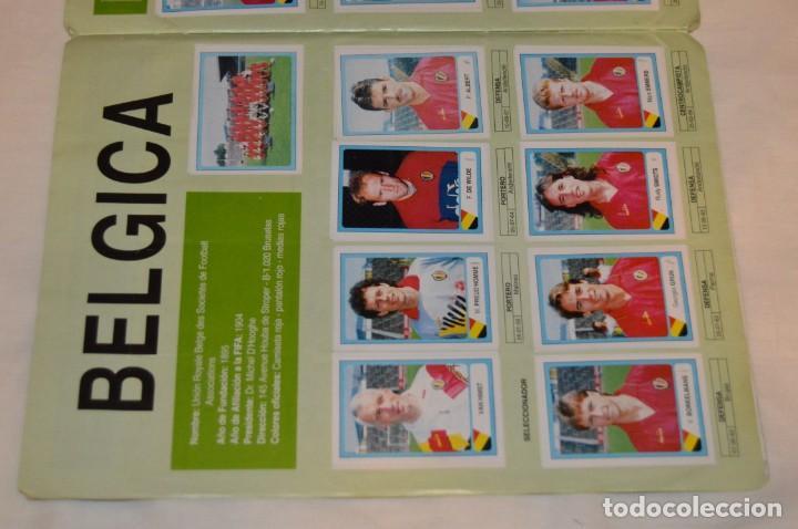 Álbum de fútbol completo: Álbum / CAMPEONATO MUNDIAL DE FÚTBOL USA 94 - Ediciones ESTADIO - COMPLETO ¡Mira, todo fotografiado! - Foto 31 - 168922414