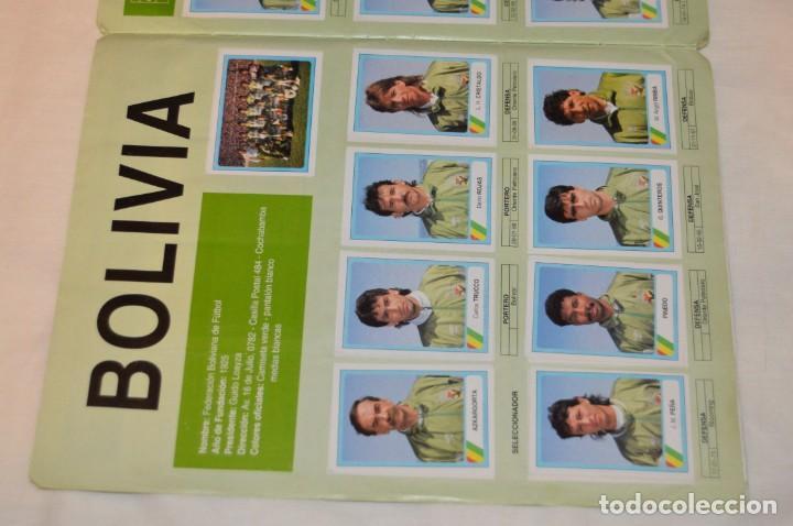 Álbum de fútbol completo: Álbum / CAMPEONATO MUNDIAL DE FÚTBOL USA 94 - Ediciones ESTADIO - COMPLETO ¡Mira, todo fotografiado! - Foto 33 - 168922414