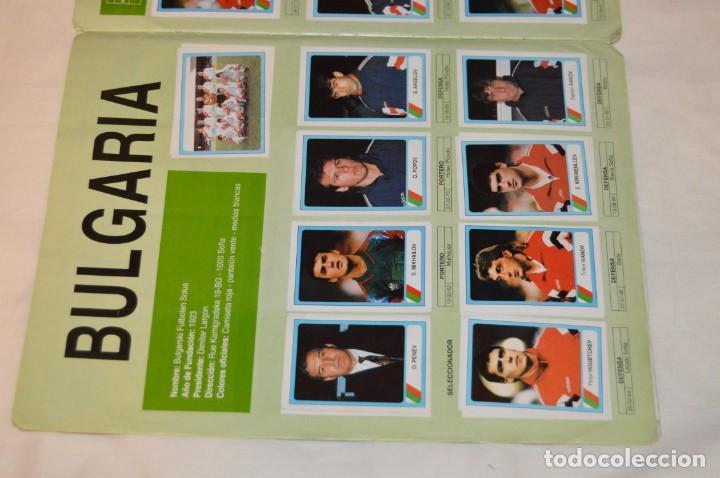 Álbum de fútbol completo: Álbum / CAMPEONATO MUNDIAL DE FÚTBOL USA 94 - Ediciones ESTADIO - COMPLETO ¡Mira, todo fotografiado! - Foto 37 - 168922414