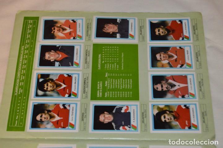 Álbum de fútbol completo: Álbum / CAMPEONATO MUNDIAL DE FÚTBOL USA 94 - Ediciones ESTADIO - COMPLETO ¡Mira, todo fotografiado! - Foto 38 - 168922414