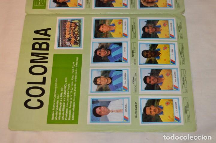 Álbum de fútbol completo: Álbum / CAMPEONATO MUNDIAL DE FÚTBOL USA 94 - Ediciones ESTADIO - COMPLETO ¡Mira, todo fotografiado! - Foto 39 - 168922414