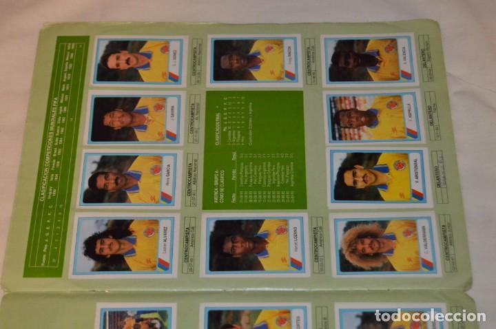 Álbum de fútbol completo: Álbum / CAMPEONATO MUNDIAL DE FÚTBOL USA 94 - Ediciones ESTADIO - COMPLETO ¡Mira, todo fotografiado! - Foto 40 - 168922414
