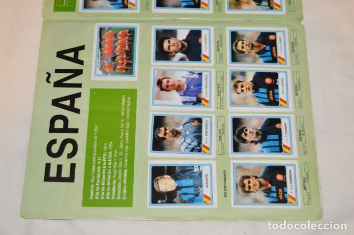 Álbum de fútbol completo: Álbum / CAMPEONATO MUNDIAL DE FÚTBOL USA 94 - Ediciones ESTADIO - COMPLETO ¡Mira, todo fotografiado! - Foto 41 - 168922414