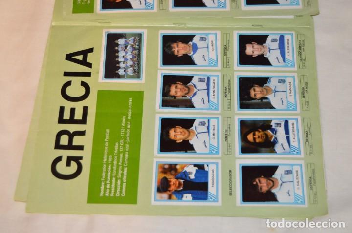 Álbum de fútbol completo: Álbum / CAMPEONATO MUNDIAL DE FÚTBOL USA 94 - Ediciones ESTADIO - COMPLETO ¡Mira, todo fotografiado! - Foto 45 - 168922414