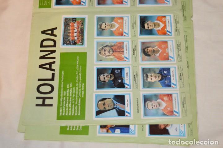 Álbum de fútbol completo: Álbum / CAMPEONATO MUNDIAL DE FÚTBOL USA 94 - Ediciones ESTADIO - COMPLETO ¡Mira, todo fotografiado! - Foto 47 - 168922414