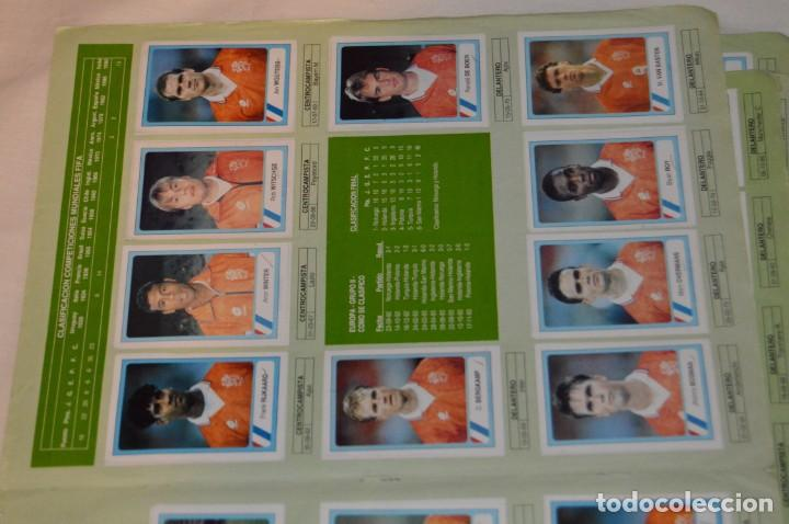 Álbum de fútbol completo: Álbum / CAMPEONATO MUNDIAL DE FÚTBOL USA 94 - Ediciones ESTADIO - COMPLETO ¡Mira, todo fotografiado! - Foto 48 - 168922414