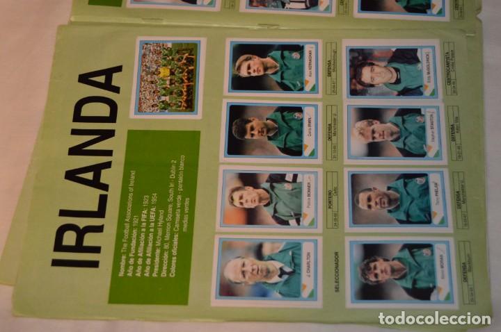 Álbum de fútbol completo: Álbum / CAMPEONATO MUNDIAL DE FÚTBOL USA 94 - Ediciones ESTADIO - COMPLETO ¡Mira, todo fotografiado! - Foto 49 - 168922414