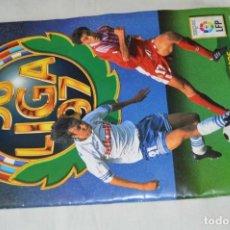 Álbum de fútbol completo: ALBUM ESTE - CAMPEONATO NACIONAL DE LIGA - LIGA 96 - 97 - ¡COMPLETÍSIMO! - 561 CROMOS ¡MIRA FOTOS!. Lote 169412216