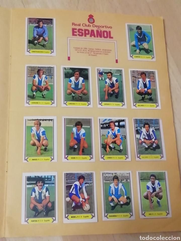 Álbum de fútbol completo: Album liga este 80 /81.. Completo+ 60 Dobles.... - Foto 7 - 169791706