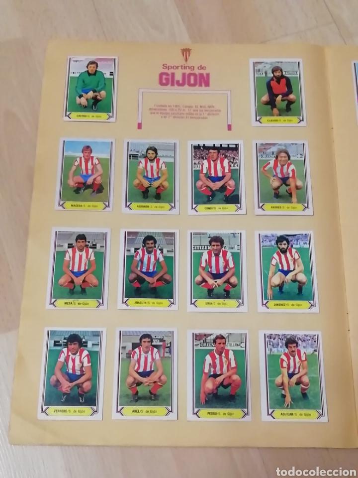 Álbum de fútbol completo: Album liga este 80 /81.. Completo+ 60 Dobles.... - Foto 8 - 169791706