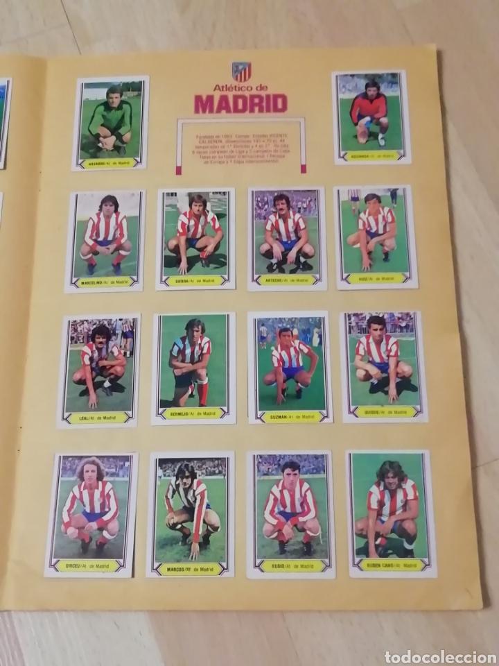 Álbum de fútbol completo: Album liga este 80 /81.. Completo+ 60 Dobles.... - Foto 11 - 169791706