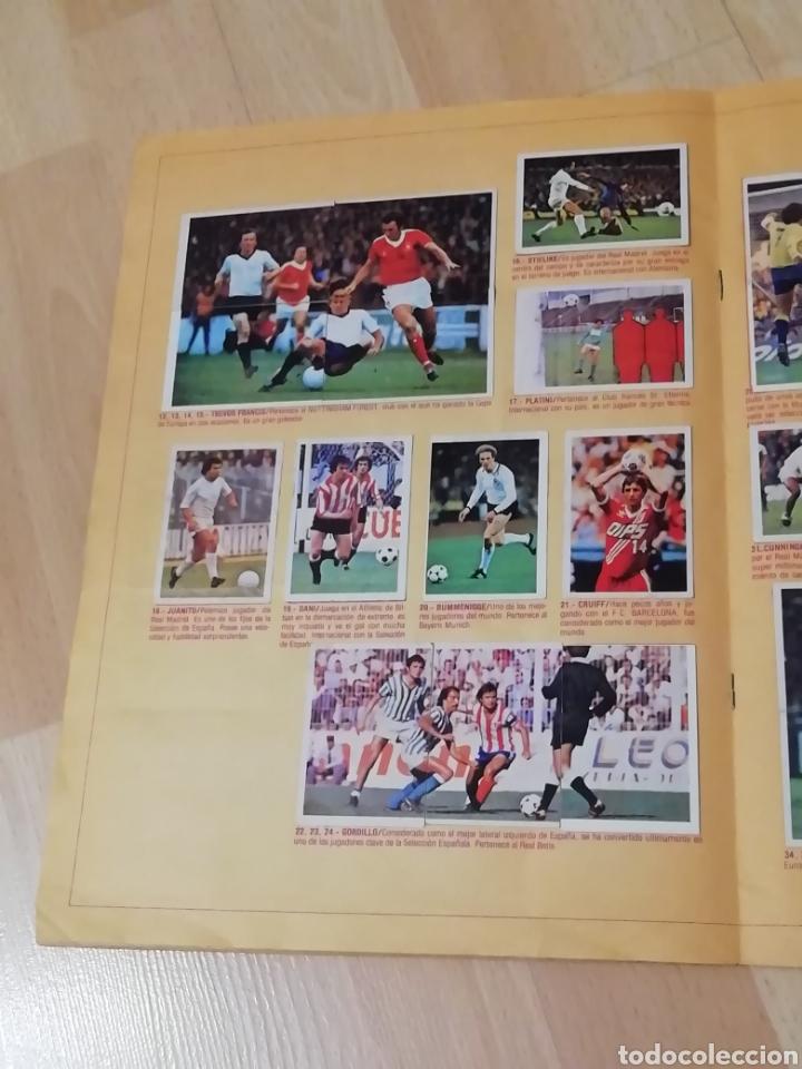 Álbum de fútbol completo: Album liga este 80 /81.. Completo+ 60 Dobles.... - Foto 14 - 169791706