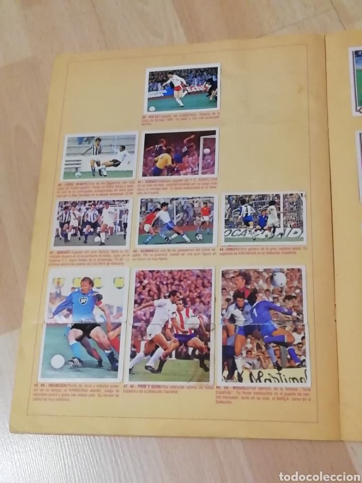 Álbum de fútbol completo: Album liga este 80 /81.. Completo+ 60 Dobles.... - Foto 16 - 169791706
