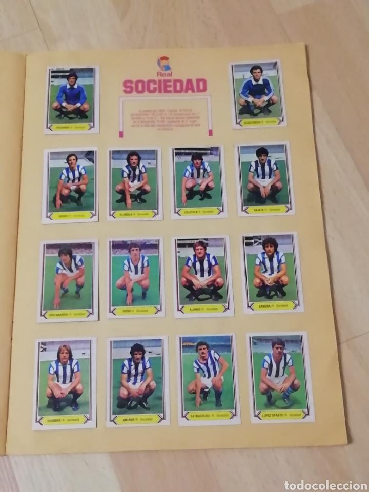 Álbum de fútbol completo: Album liga este 80 /81.. Completo+ 60 Dobles.... - Foto 21 - 169791706