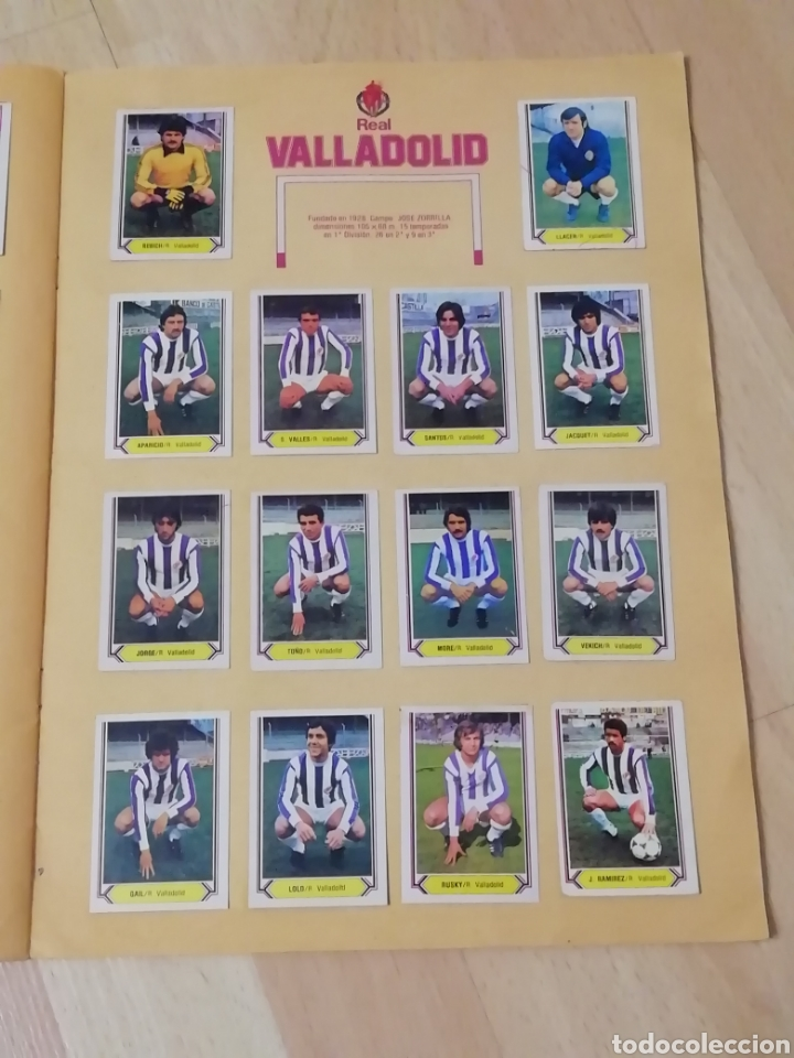 Álbum de fútbol completo: Album liga este 80 /81.. Completo+ 60 Dobles.... - Foto 23 - 169791706