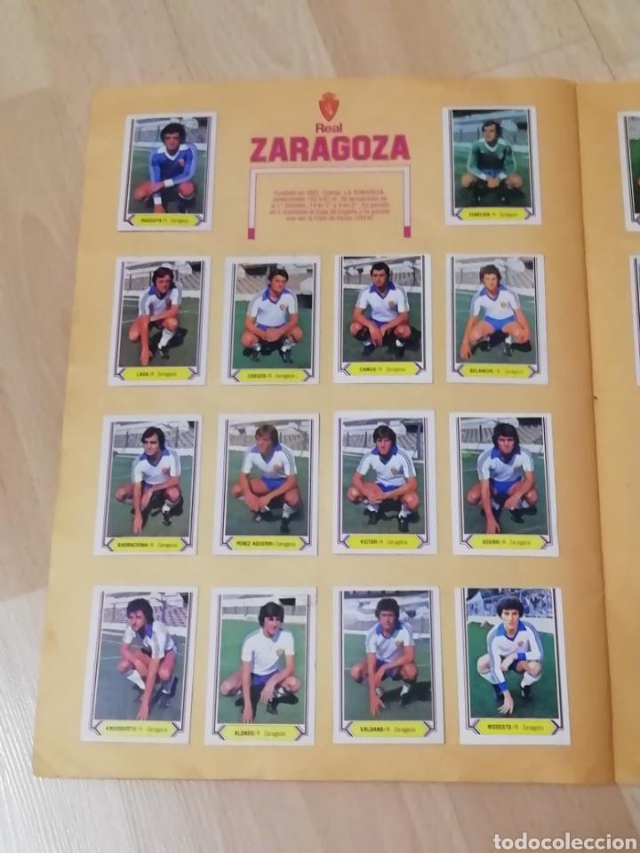 Álbum de fútbol completo: Album liga este 80 /81.. Completo+ 60 Dobles.... - Foto 24 - 169791706