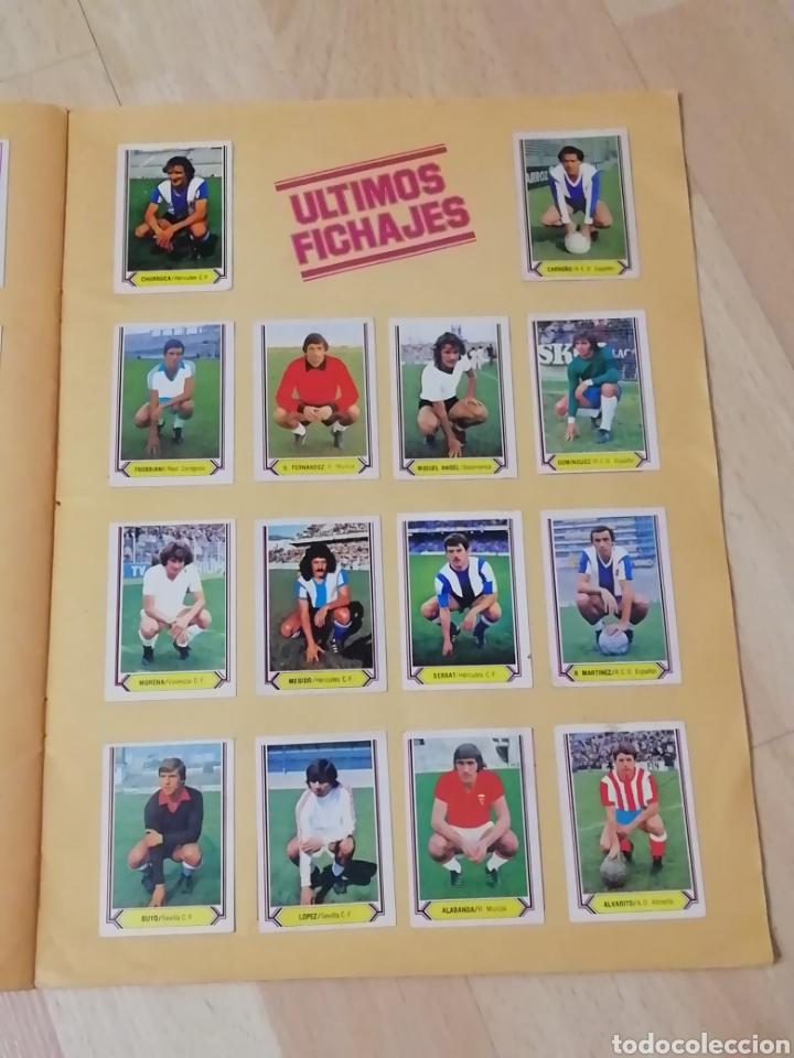 Álbum de fútbol completo: Album liga este 80 /81.. Completo+ 60 Dobles.... - Foto 25 - 169791706