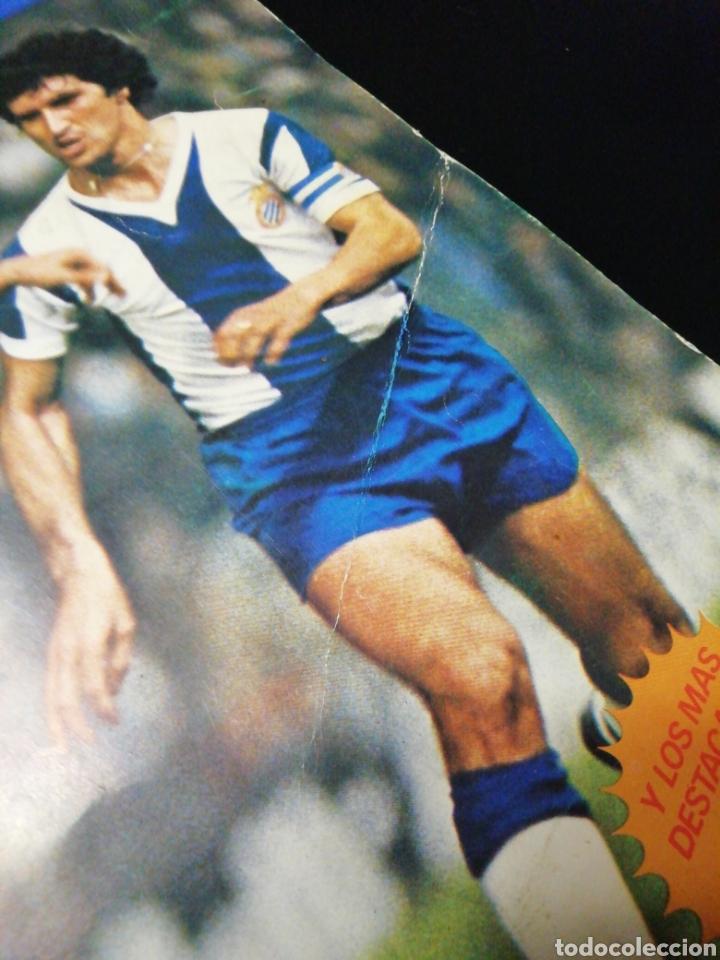 Álbum de fútbol completo: Album liga este 80 /81.. Completo+ 60 Dobles.... - Foto 31 - 169791706