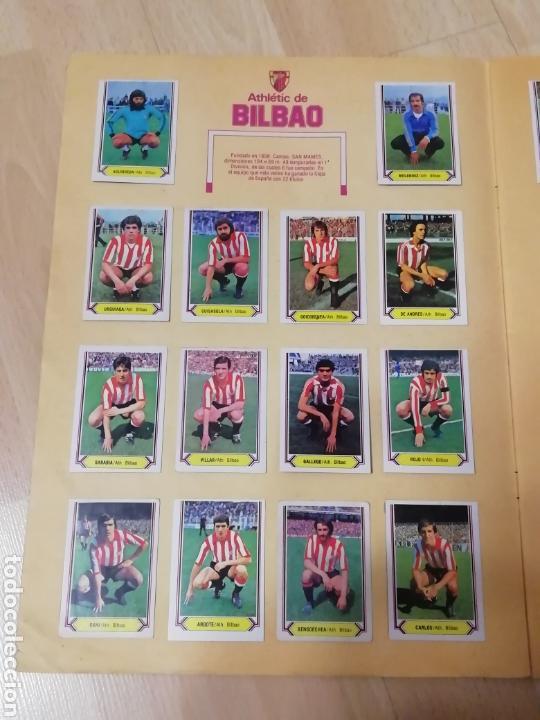 Álbum de fútbol completo: Album liga este 80 /81.. Completo+ 60 Dobles.... - Foto 6 - 169791706