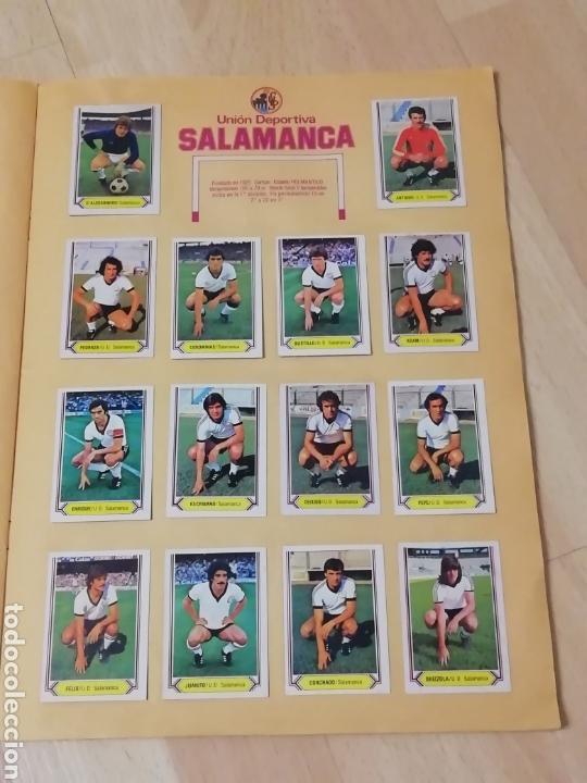 Álbum de fútbol completo: Album liga este 80 /81.. Completo+ 60 Dobles.... - Foto 19 - 169791706
