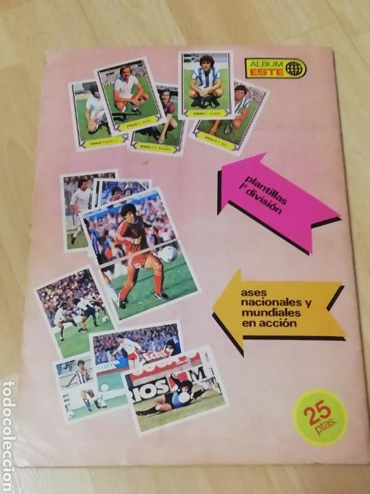 Álbum de fútbol completo: Album liga este 80 /81.. Completo+ 60 Dobles.... - Foto 28 - 169791706