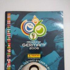 Álbum de fútbol completo: ALBUM COMPLETO FUTBOL/GERMANY 2006 FIFA WORLD CUP/ PANINI/MBE¡¡¡¡¡.. Lote 170688445