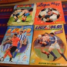 Álbum de fútbol completo: ESTE LIGA 94 95 1994 1995, 09 10 2009 2010, PANINI 96 97 COMPLETO. REGALO ESTE 93 94 INCOMPLETO.. Lote 170862850