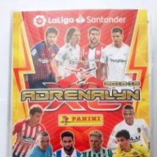 Álbum de fútbol completo: ADRENALYN XL LALIGA 2018 2019 - PANINI - COLECCIÓN COMPLETA 18 19. Lote 191917537