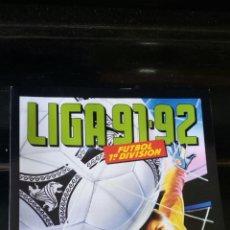 Álbum de fútbol completo: FASCIMIL LIGA 91-92 SALVAT ESTE PANINI. Lote 170954923