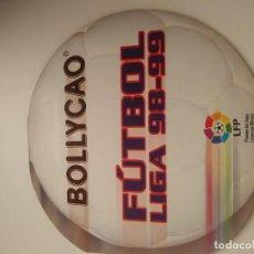 Álbum de fútbol completo: BOLLYCAO LIGA 98-99. Lote 171024520