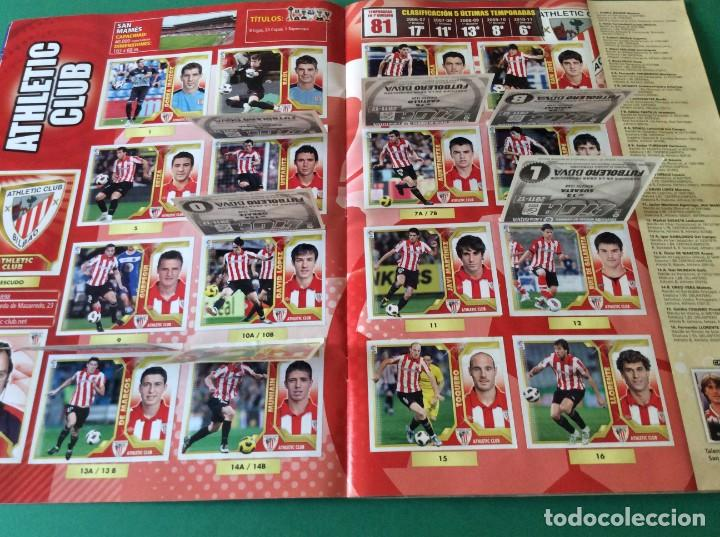Álbum de fútbol completo: LIGA ESTE-ÁLBUM LUJO COMPLETO -2011-2012 ESTOS CROMOS ESTAN AGOTADO EN PANINI - Foto 2 - 171193403