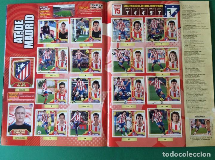 Álbum de fútbol completo: LIGA ESTE-ÁLBUM LUJO COMPLETO -2011-2012 ESTOS CROMOS ESTAN AGOTADO EN PANINI - Foto 3 - 171193403