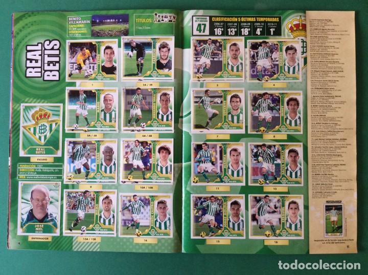Álbum de fútbol completo: LIGA ESTE-ÁLBUM LUJO COMPLETO -2011-2012 ESTOS CROMOS ESTAN AGOTADO EN PANINI - Foto 5 - 171193403