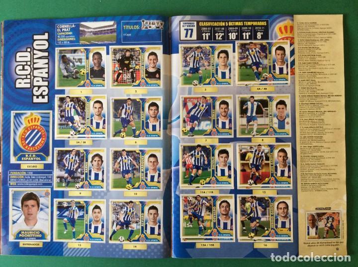 Álbum de fútbol completo: LIGA ESTE-ÁLBUM LUJO COMPLETO -2011-2012 ESTOS CROMOS ESTAN AGOTADO EN PANINI - Foto 6 - 171193403