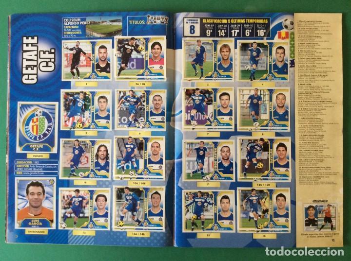 Álbum de fútbol completo: LIGA ESTE-ÁLBUM LUJO COMPLETO -2011-2012 ESTOS CROMOS ESTAN AGOTADO EN PANINI - Foto 7 - 171193403