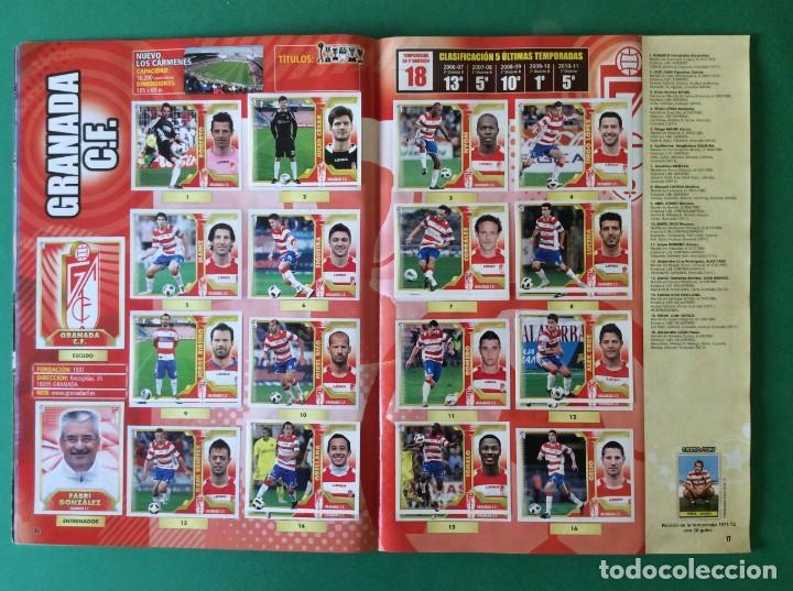 Álbum de fútbol completo: LIGA ESTE-ÁLBUM LUJO COMPLETO -2011-2012 ESTOS CROMOS ESTAN AGOTADO EN PANINI - Foto 8 - 171193403