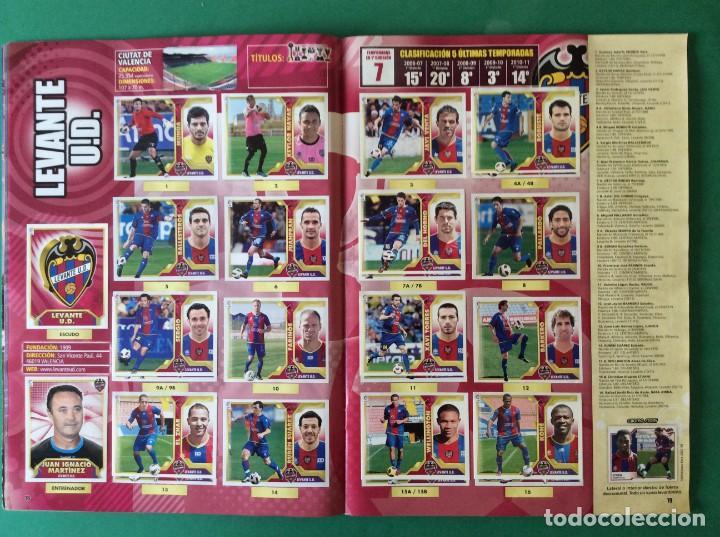 Álbum de fútbol completo: LIGA ESTE-ÁLBUM LUJO COMPLETO -2011-2012 ESTOS CROMOS ESTAN AGOTADO EN PANINI - Foto 9 - 171193403
