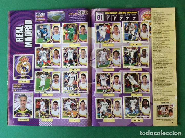 Álbum de fútbol completo: LIGA ESTE-ÁLBUM LUJO COMPLETO -2011-2012 ESTOS CROMOS ESTAN AGOTADO EN PANINI - Foto 10 - 171193403