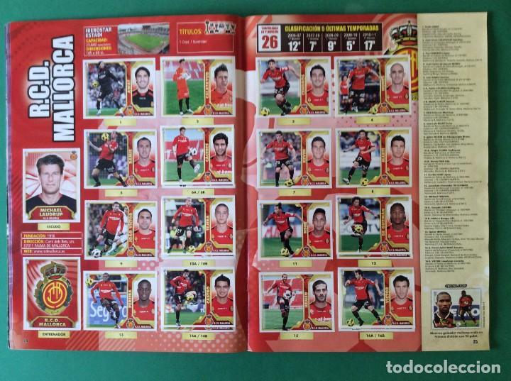 Álbum de fútbol completo: LIGA ESTE-ÁLBUM LUJO COMPLETO -2011-2012 ESTOS CROMOS ESTAN AGOTADO EN PANINI - Foto 12 - 171193403