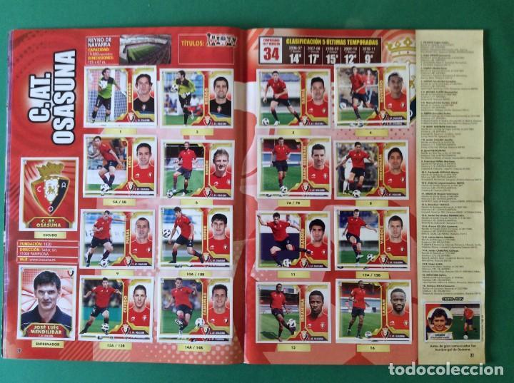 Álbum de fútbol completo: LIGA ESTE-ÁLBUM LUJO COMPLETO -2011-2012 ESTOS CROMOS ESTAN AGOTADO EN PANINI - Foto 13 - 171193403