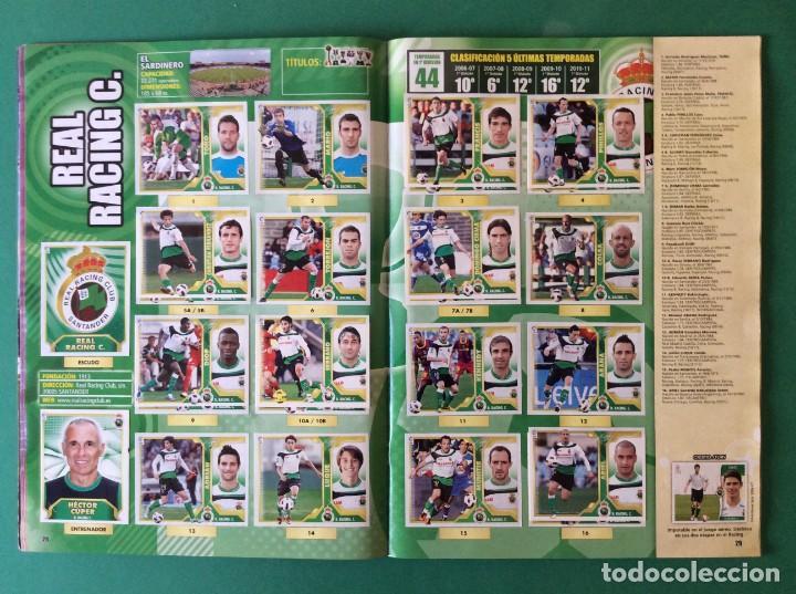 Álbum de fútbol completo: LIGA ESTE-ÁLBUM LUJO COMPLETO -2011-2012 ESTOS CROMOS ESTAN AGOTADO EN PANINI - Foto 14 - 171193403