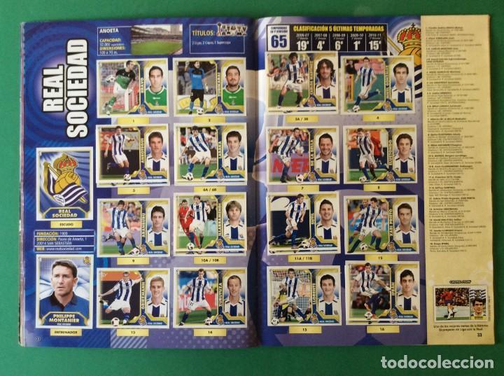 Álbum de fútbol completo: LIGA ESTE-ÁLBUM LUJO COMPLETO -2011-2012 ESTOS CROMOS ESTAN AGOTADO EN PANINI - Foto 18 - 171193403