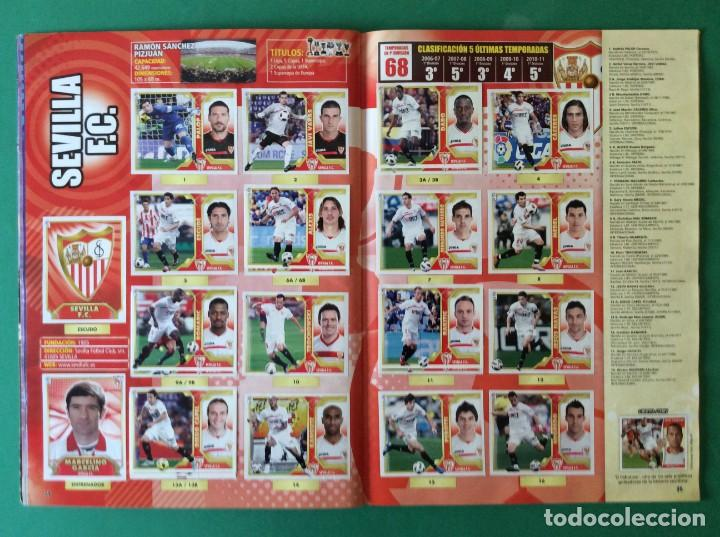 Álbum de fútbol completo: LIGA ESTE-ÁLBUM LUJO COMPLETO -2011-2012 ESTOS CROMOS ESTAN AGOTADO EN PANINI - Foto 19 - 171193403