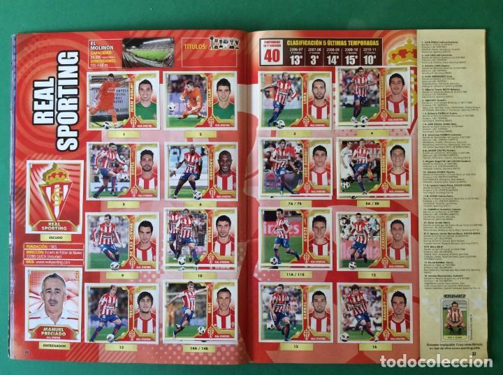 Álbum de fútbol completo: LIGA ESTE-ÁLBUM LUJO COMPLETO -2011-2012 ESTOS CROMOS ESTAN AGOTADO EN PANINI - Foto 20 - 171193403