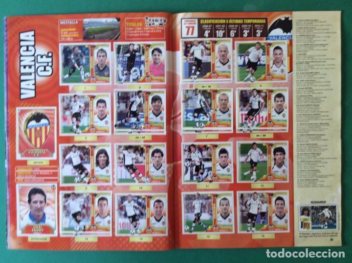 Álbum de fútbol completo: LIGA ESTE-ÁLBUM LUJO COMPLETO -2011-2012 ESTOS CROMOS ESTAN AGOTADO EN PANINI - Foto 21 - 171193403