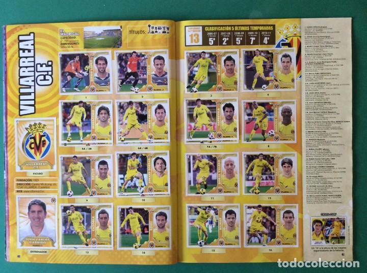 Álbum de fútbol completo: LIGA ESTE-ÁLBUM LUJO COMPLETO -2011-2012 ESTOS CROMOS ESTAN AGOTADO EN PANINI - Foto 22 - 171193403