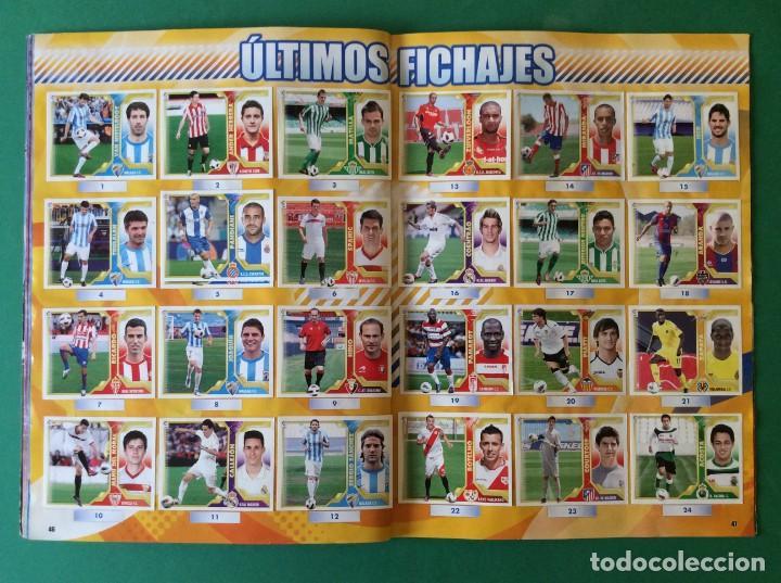 Álbum de fútbol completo: LIGA ESTE-ÁLBUM LUJO COMPLETO -2011-2012 ESTOS CROMOS ESTAN AGOTADO EN PANINI - Foto 25 - 171193403
