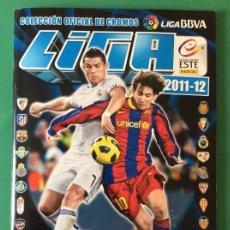 Álbum de fútbol completo: LIGA ESTE-ÁLBUM LUJO COMPLETO -2011-2012 ESTOS CROMOS ESTAN AGOTADO EN PANINI. Lote 171193403